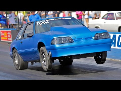 LIVE: Day 3 From Noble, OK! - HOT ROD Drag Week 2014