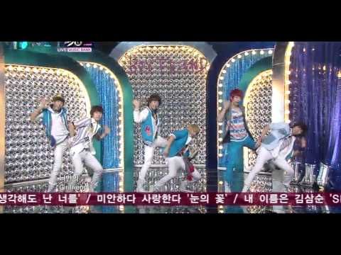 [hd] 110527 Boyfriend - Boyfriend  Debut Music Bank.mp4 video