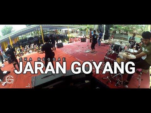 Jaran goyang - ska reggae - AG Drum cam