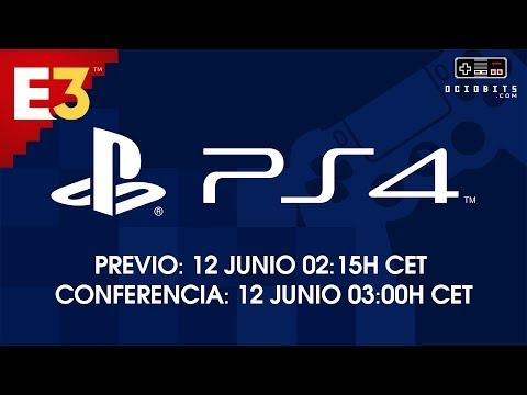 ? E3   Conferencia SONY PLAYSTATION en ESPAÑOL   e3ociobits e32018 playstation
