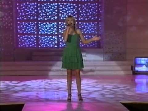 Alma Čardžić   Za bolje sutra @ Miss Federacije 2008