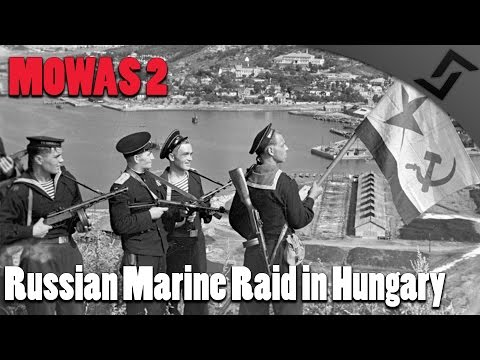 Men of War: Assault Squad 2 - Russian Marine Raid in Hungary - Airborne DLC