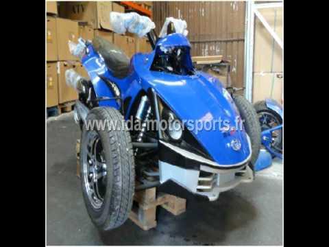 Quad Spyder 250cc Spyder 250cc Façon Can Am.wmv