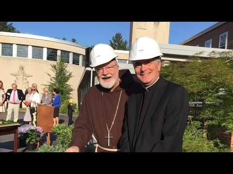 Pope St. John XXIII National Seminary |  New Learning Center