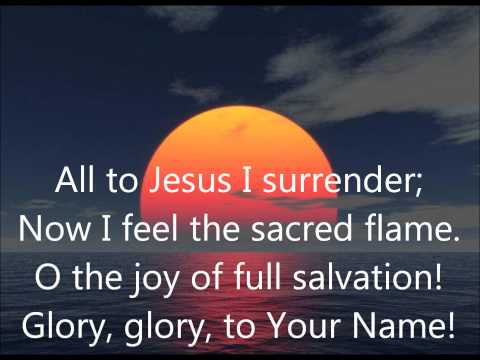 Robin Mark   All To Jesus I Surrender video