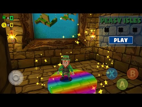 Lep Land   Unity 5 3D Platformer Game   Early Prototype Footage