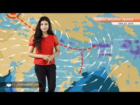 Weather Forecast for July 19: Heavy Monsoon rains in Uttar Pradesh, Bihar, Assam