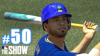 PLAYING JEFF FROM SOFTBALL! | MLB The Show 19 | Diamond Dynasty #50