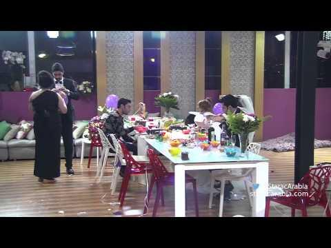زفاف ايلي وليا - ستار اكاديمي 10  Elie & Lea Wedding - Star Academy 10