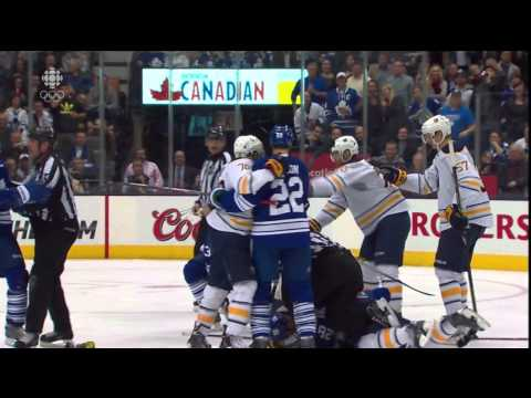Phaneuf s Cross-Check & Orr Goes Superman on McCormick - Nov 16th 2013 (HD)
