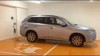 Mitsubishi Outlander PHEV | Fully Charged