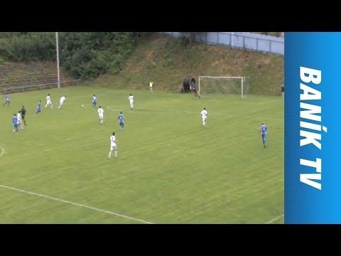 FC Baník Ostrava - MFK Frýdek-Místek 6:1
