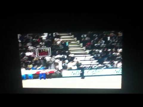 NBA 2K12 Stephen Curry Full Court Shot