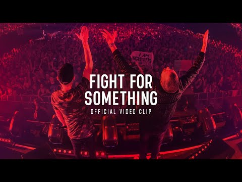 Brennan Heart & Coone ft. Max P  - Fight For Something (Official Videoclip)