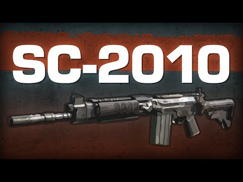 SC-2010 - Call of Duty Ghosts Weapon Guide