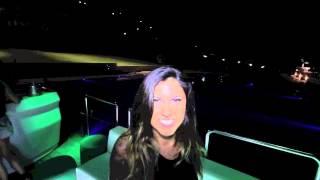 DJ Nuria Scarp saluda a MagLes desde el Girlie Circuit Festival en Barcelona