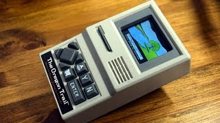 The Oregon Trail portable game is a really fun nostalgia gadget