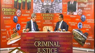 Criminal Justice with Solicitor Shafiul Azam S3 170219