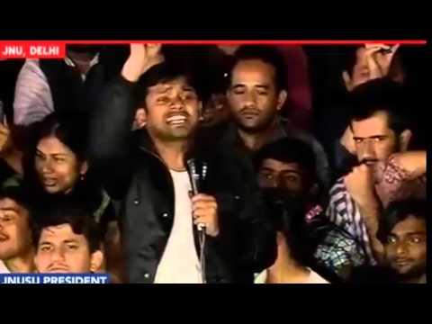 Kanhaiya Kumar Speech After Bail