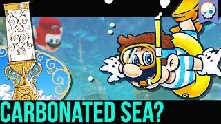 Mario Odyssey: The SCIENCE of Bubblaine!   Mario Theory   Gnoggin