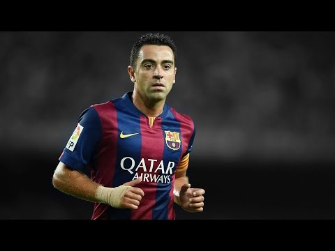 Xavi Hernández ● The Leader ● 2014-2015 ||HD||