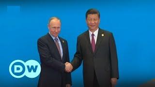Neue Seidenstraße: Erobert China Europa? | DW Deutsch