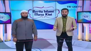Setelah pembubaran di sidoarjo. Ustad Khalid Basalamah diundang di TransTV