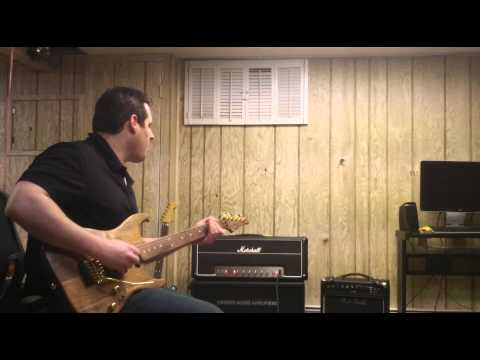 Suhr Reb Beach and Marshall AFD100 - Motley Crue Dr. Feelgood