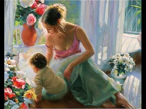 Keino Fuke (soul) & Vladimir Volegov (paintings).by Musicagradevole video