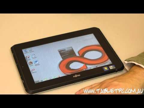 Fujitsu Stylistic Q550 - 2011 Windows 7 Slate Tablet PC Australian Review