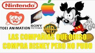 Las Compañias Que Quiso Comprar Disney Pero No Pudo