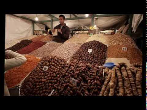 atay - moroccan tea - thé marocain  الشاي المغربي