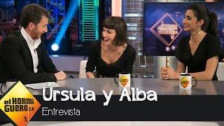 download musica Úrsula Corberó: Es la primera vez que experimento un cambio tan grande - El Hormiguero 30
