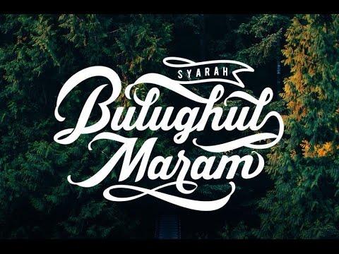 Syarah Bulughul Maram | Bab Pakaian Hadits No. 548 | Ustadz Abu Haidar As-Sundawy