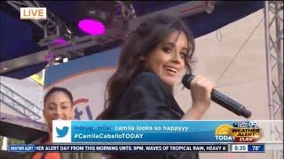 Camila Cabello - Havana (Live on TODAY Show)