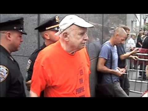 HOLOCAUST SURVIVOR GETS CURSED OUT