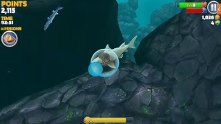 chơi game cá ăn thịt người cho các bé siê