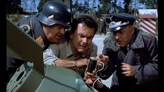 Colonel Klink Almost Blows Up Stalag 13 - Hogan's Heroes - 1966