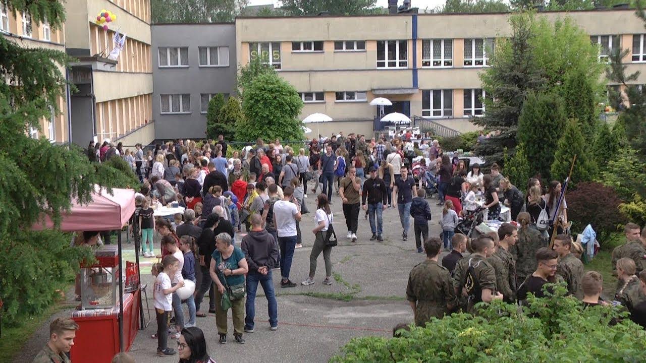 Mega Festyn Szkolno-Wojskowy