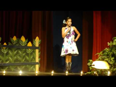 2011 Kleberg Kenedy Subjunior Queen Contestant #6 Ava Lauren video