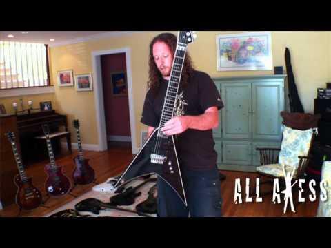All Axess 'Gear Geek' Episode 3 -- Mike Spreitzer's Guitar Collection