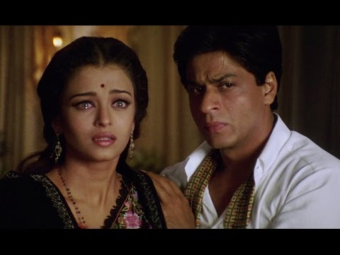 Aishwariya Rai Bachchan Meets Shahrukh Khan At Night | Devdas
