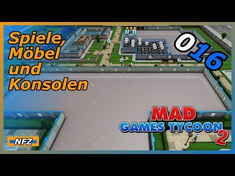 Mad Games Tycoon 2 #016 ► Wir kaufen alles! ► Gameplay german