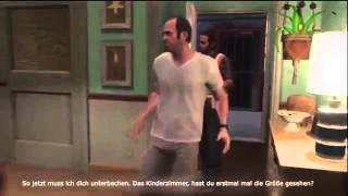 GTA Psycho Andreas Parodie