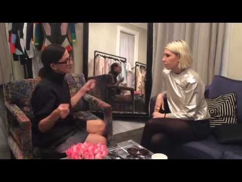 Most Memorable Holiday Gifts | Cynthia Rowley & Zosia Mamet