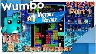 Tetris 99 Battle Royale - Win Streaks - Wumbo 900 Wins