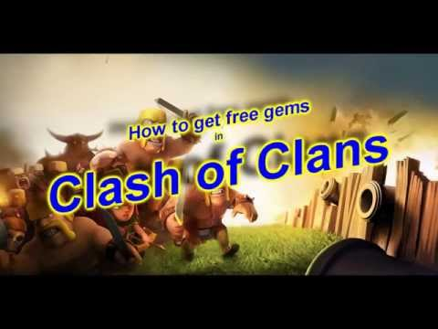 How to Get Free Gems in Clash of Clans - NO JAILBREAK REQUIRED - 100% legit and safe