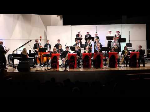 Limbo Jazz performed by the Wisconsin Lutheran High School Jazz Ensemble