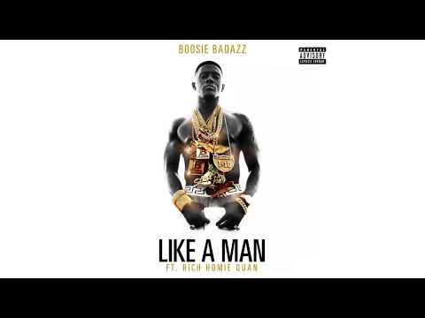 Boosie Badazz Ft. Rich Homie Quan - Like A Man