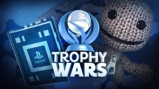 Trophy Wars_ Earn Your Next PSN Platinum in 2 Hours
